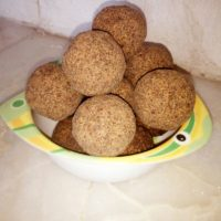 Women's Health Laddu